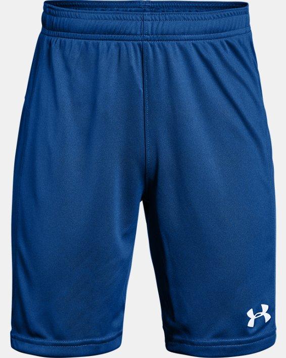 Youth UA Golazo 2.0 Shorts, Blue, pdpMainDesktop image number 0