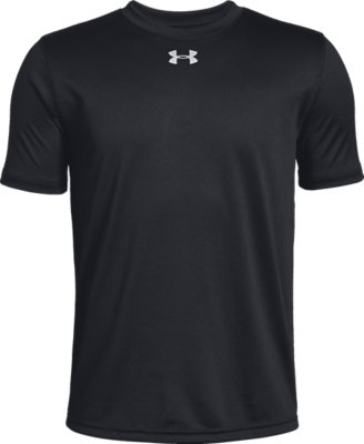 Under Armour Locker Tee Short Sleeve Yellow Youth Boy/'s Small Large 1233665