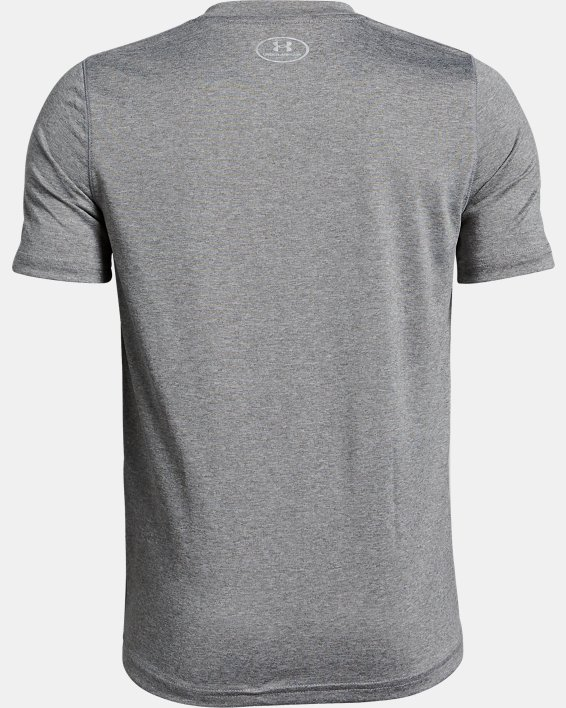Boys' UA Locker T-Shirt, Gray, pdpMainDesktop image number 1
