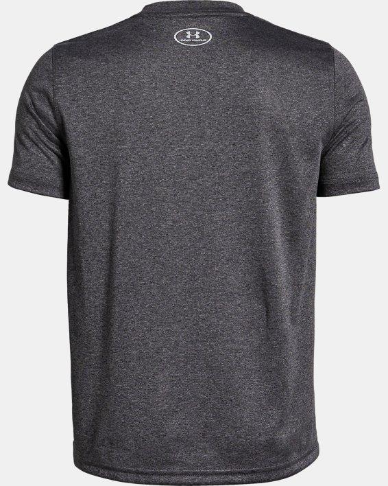 Boys' UA Locker T-Shirt, Gray, pdpMainDesktop image number 1