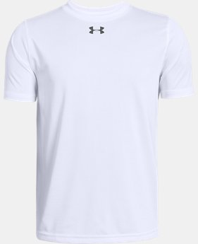 Boys' UA Locker T-Shirt  1  Color Available $22