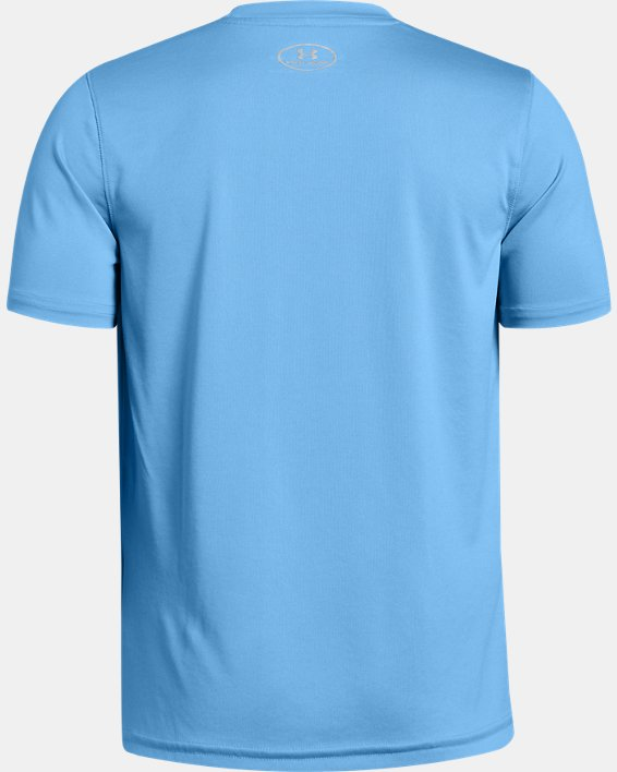 Boys' UA Locker T-Shirt, Blue, pdpMainDesktop image number 1