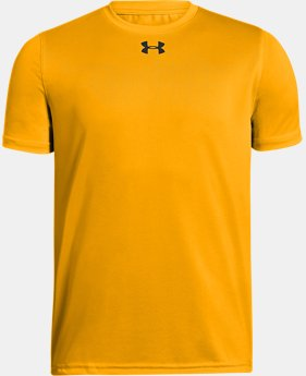 Boys' UA Locker T-Shirt  4  Colors Available $22