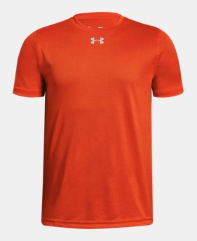 0a8fba5364dc5 Kids  UA Locker T-Shirt 1 Color Available  22. 1 Color Available. Dark  Orange