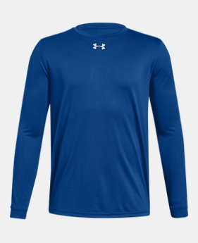 fe3d0109 Save this product to your favorites. Boys' UA Locker Long Sleeve 7 Colors  Available $28