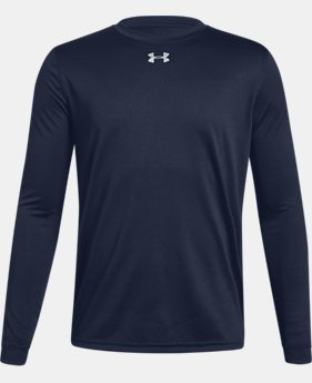 UA Locker - Chandail à manches longues pour garçon, 7 couleurs offertes – $35