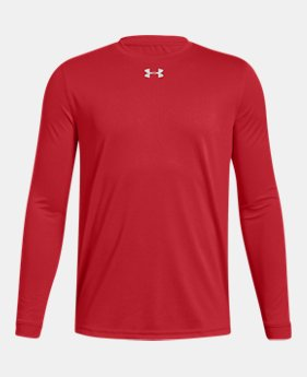 594c8dab71fe Kids  UA Locker Long Sleeve 7 Colors Available  28