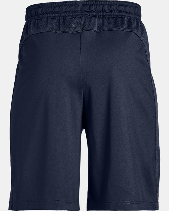 Boys' UA Raid 2.0 Shorts, Navy, pdpMainDesktop image number 1