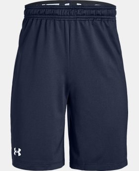 Boys' UA Raid 2.0 Shorts  1  Color Available $25