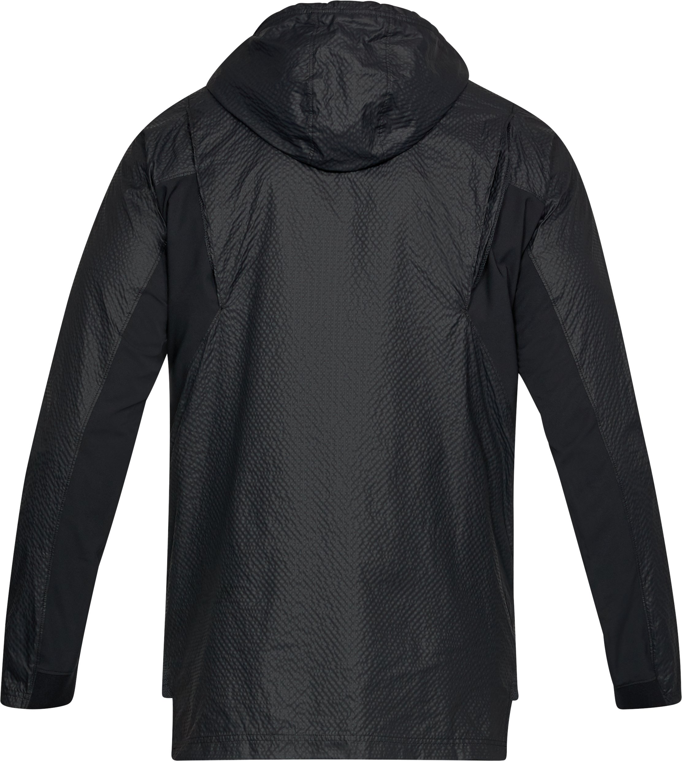 Men's UA Select Full Zip Jacket, Black ,