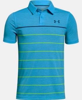 Boys' UA Bunker Polo  2  Colors Available $40