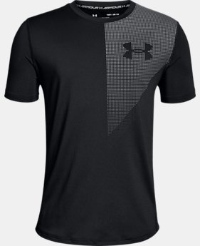 Boys' UA Raid Short Sleeve  1  Color Available $25