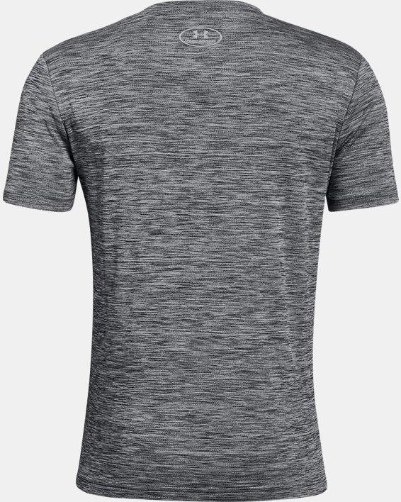 Boys' UA Crossfade T-Shirt, Black, pdpMainDesktop image number 1