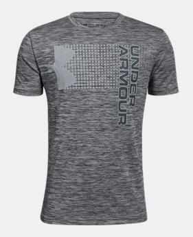 6bb4a34fa Boys' UA Crossfade T-Shirt 3 Colors Available $15.99 to $16.99