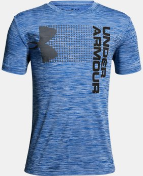 Boys' UA Crossfade T-Shirt  6 Colors $20