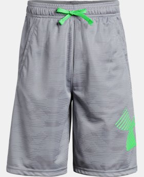 Boys' UA Renegade Jacquard Shorts  1  Color Available $30