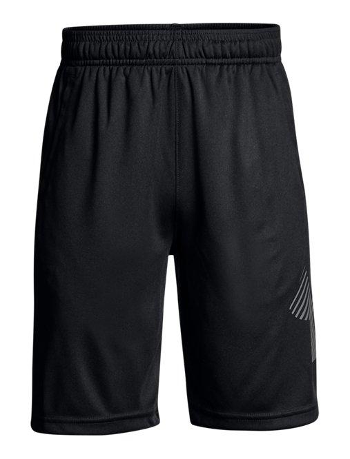 f73467e054 Boys' UA Renegade Solid Shorts