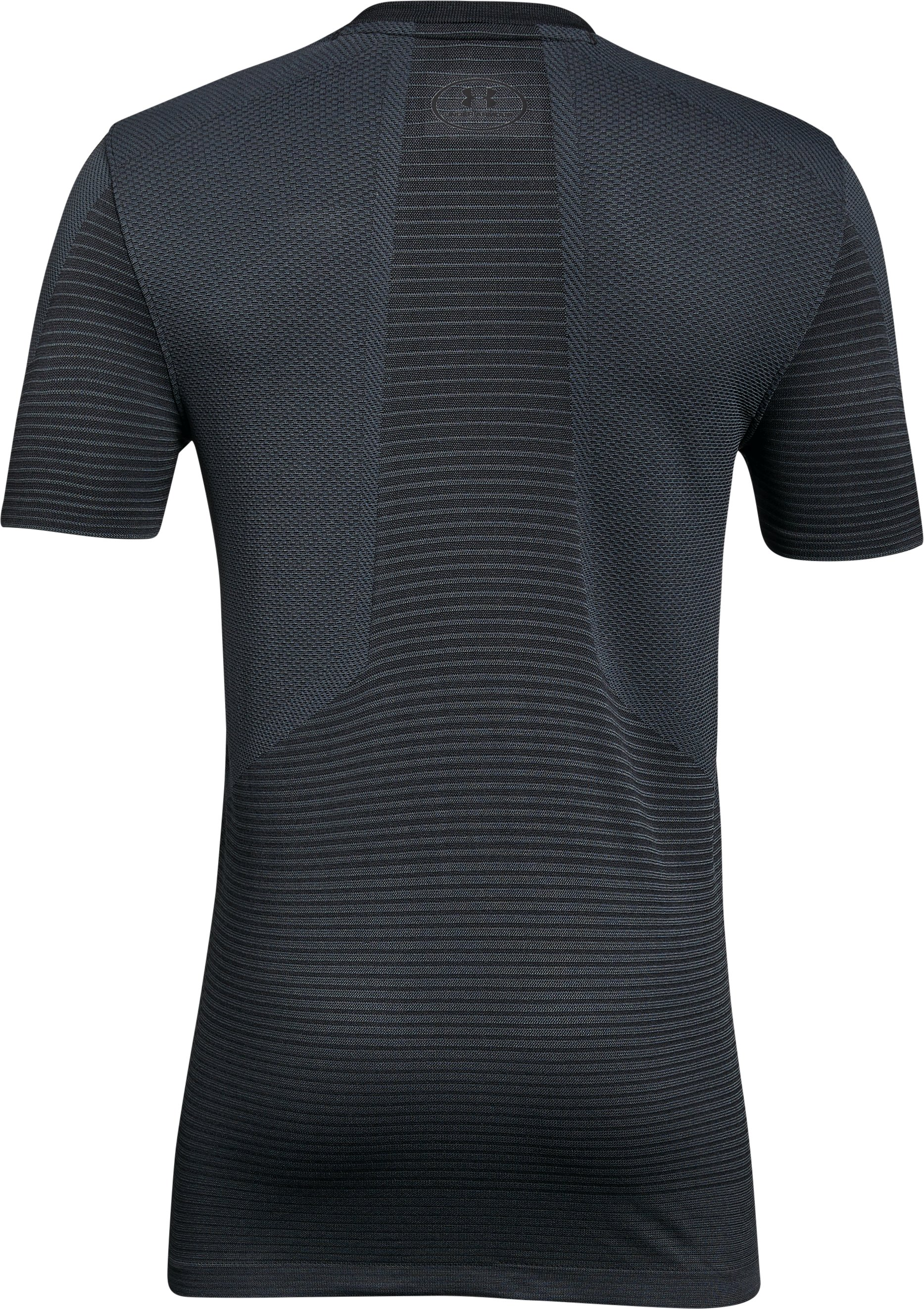 Boys' UA X Level Seamless T-Shirt, STEALTH GRAY, undefined