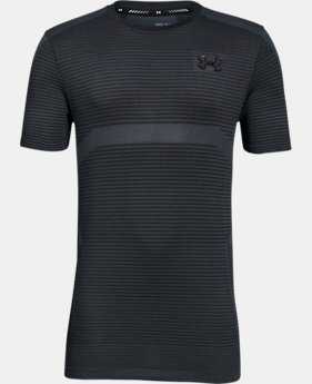 New Arrival  Boys' UA X Level Seamless T-Shirt  2  Colors $35