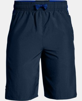 Boys' UA X Level Shorts  1  Color Available $26.25