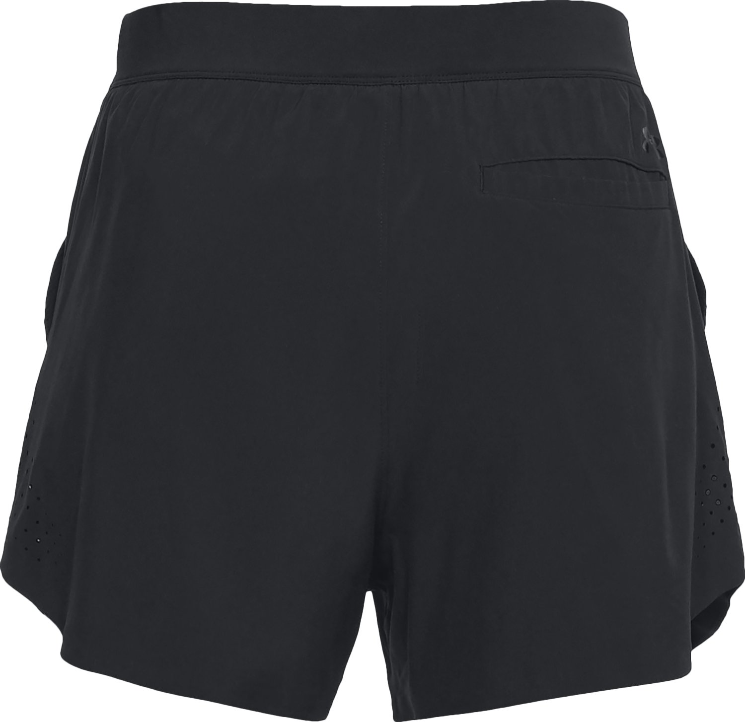 Women's UA Perpetual Shorts, Black ,