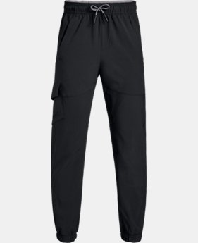 New Arrival Boys' UA X Level Cargo Pants  1  Color Available $49.99