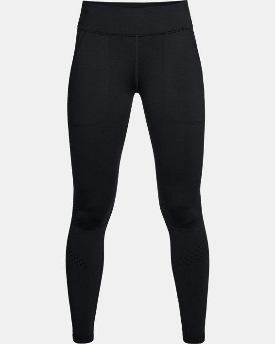 Legging UA Perpetual pour femme, Black, pdpMainDesktop image number 3