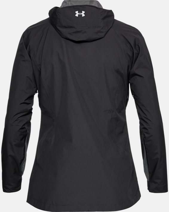 Women's UA Roam GORE-TEX® PacLite Jacket, Black, pdpMainDesktop image number 4