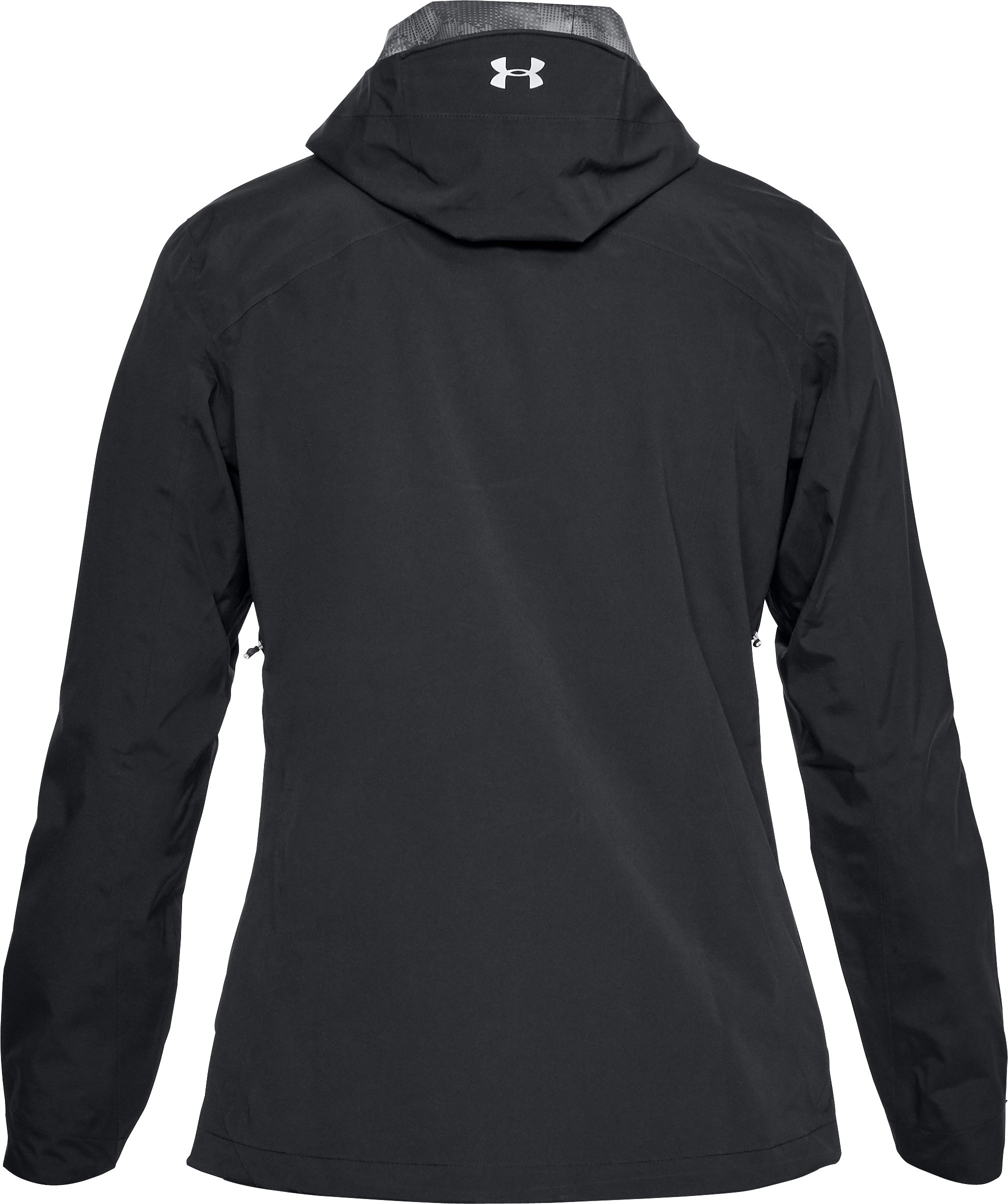 Women's UA Trektic Jacket, Black ,