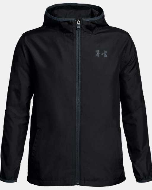 Boys' UA Sackpack Jacket