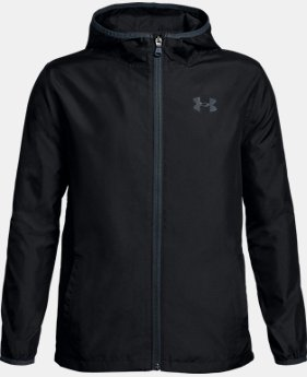 Boys' UA Sackpack Jacket  4 Colors $75