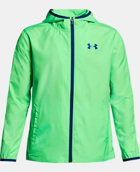 Boys' UA Sackpack Jacket  1  Color Available $75