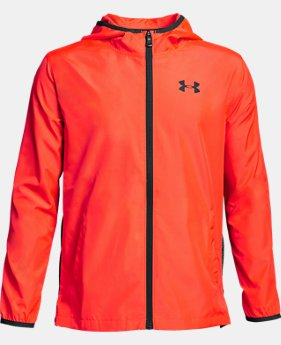 Boys' UA Sackpack Jacket  2 Colors $60