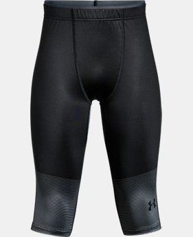 New Arrival Boys' UA X Level Knee Tights LIMITED TIME: FREE U.S. SHIPPING 1 Color $35