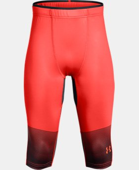 Boys' UA X Level Knee Tights  2  Colors Available $21 to $26.99