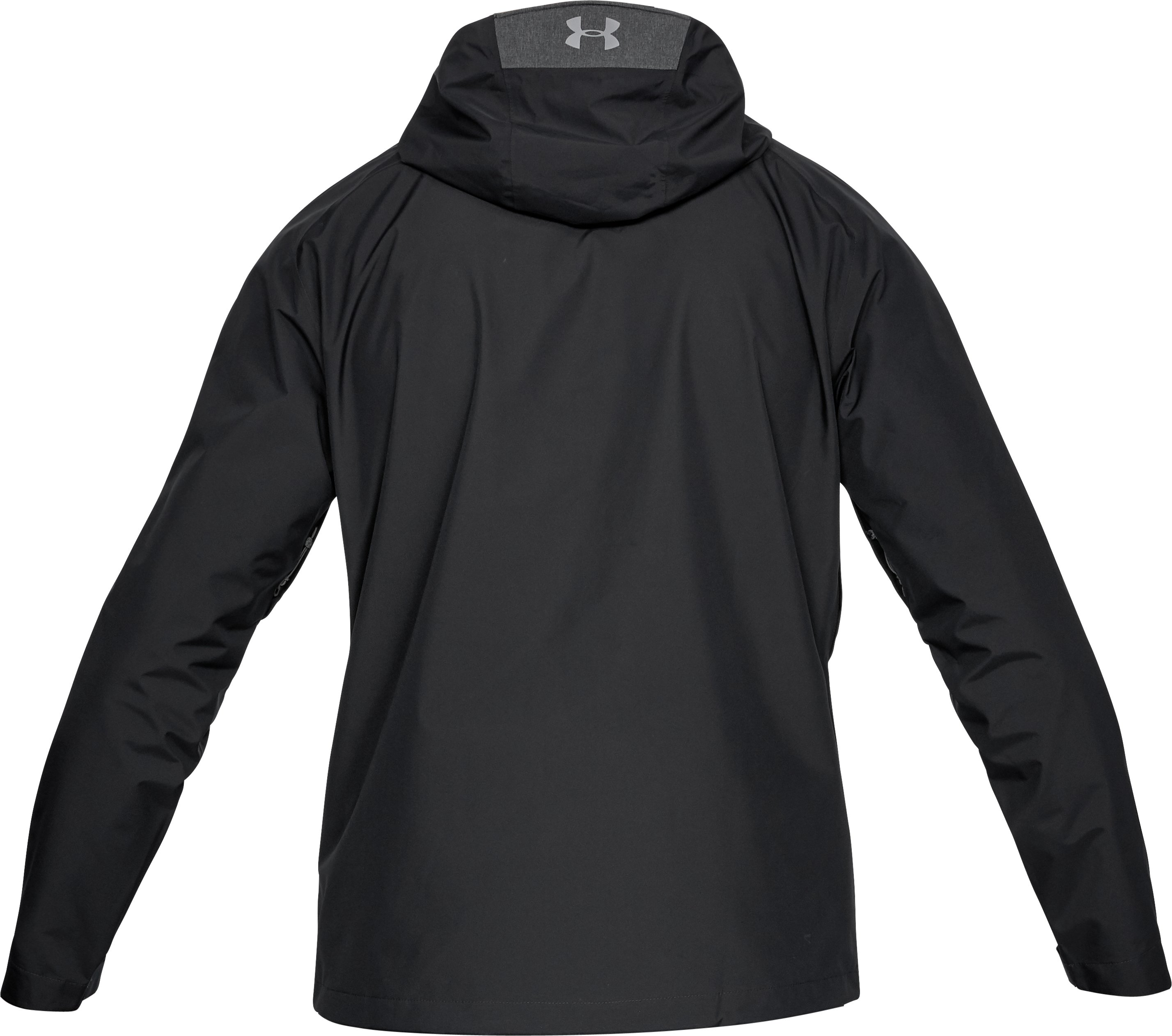 Men's UA Roam Paclite Jacket, Black ,