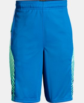 Boys' UA Space the Floor Shorts  5  Colors Available $30
