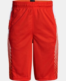 Boys' UA Space the Floor Shorts  1  Color Available $22.5 to $22.99