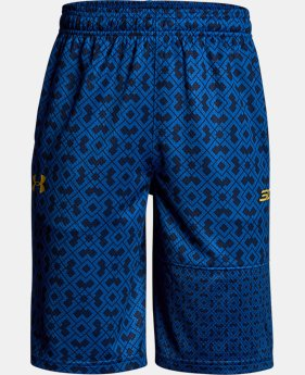 New Arrival Boys' SC30 Printed Shorts  1 Color $40