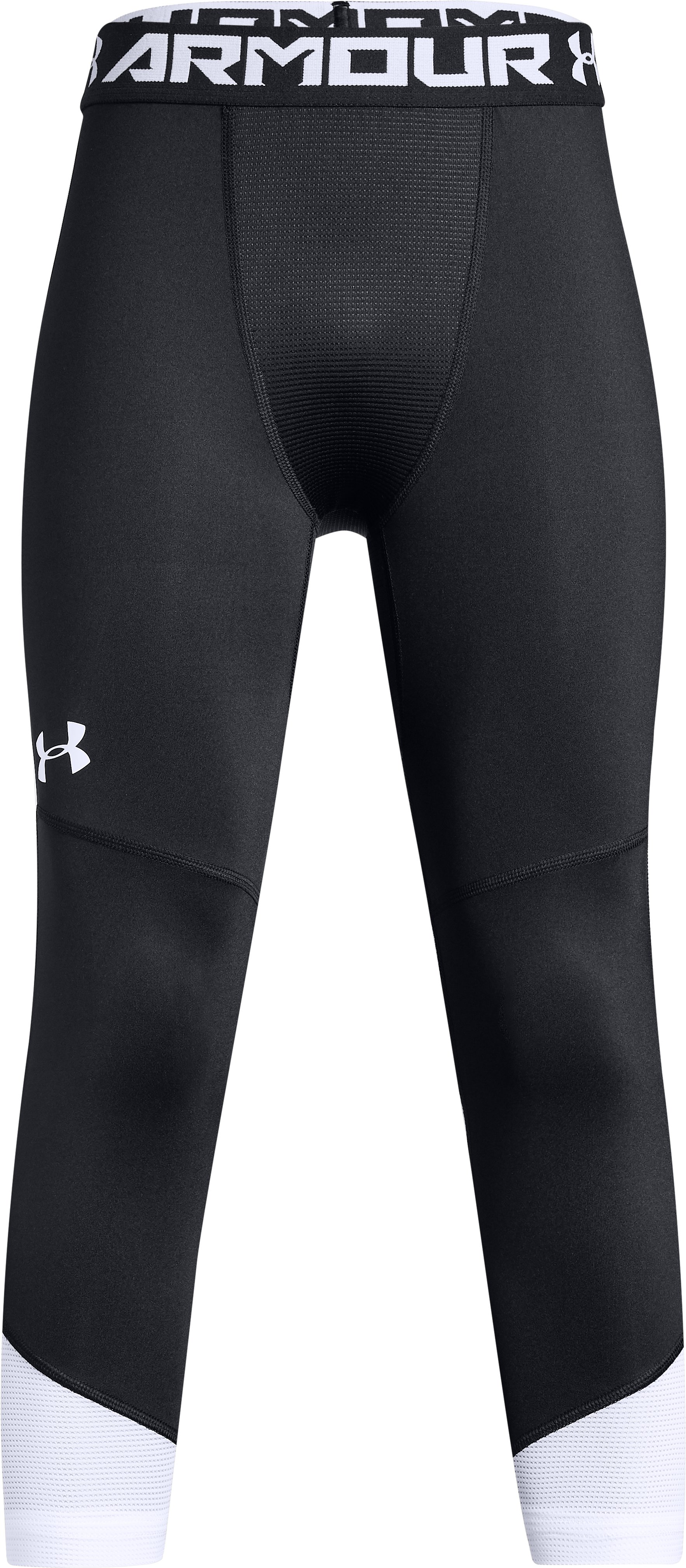 Boys' SC30 ¾ Leggings, Black