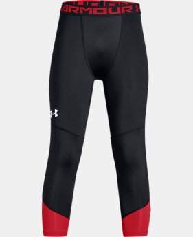 Boys' SC30 ¾ Leggings LIMITED TIME: FREE U.S. SHIPPING 3 Colors $35