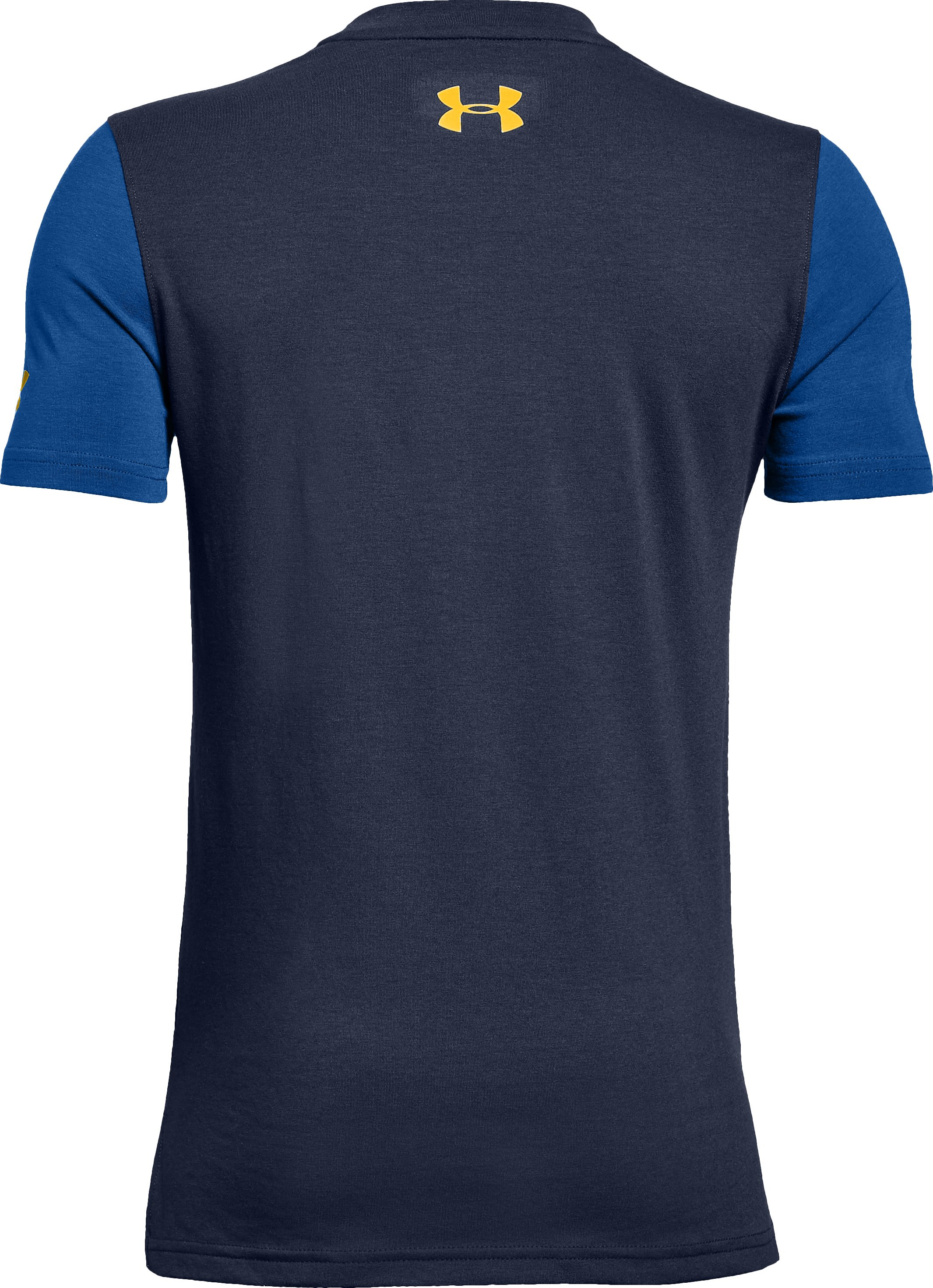 Boys' SC30 Long Line T-Shirt, Royal,