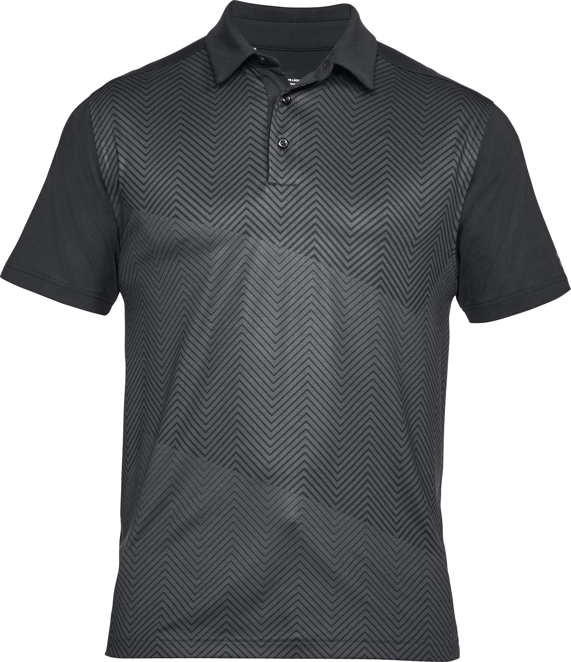 Men's UA Father's Day Polo, Black , undefined