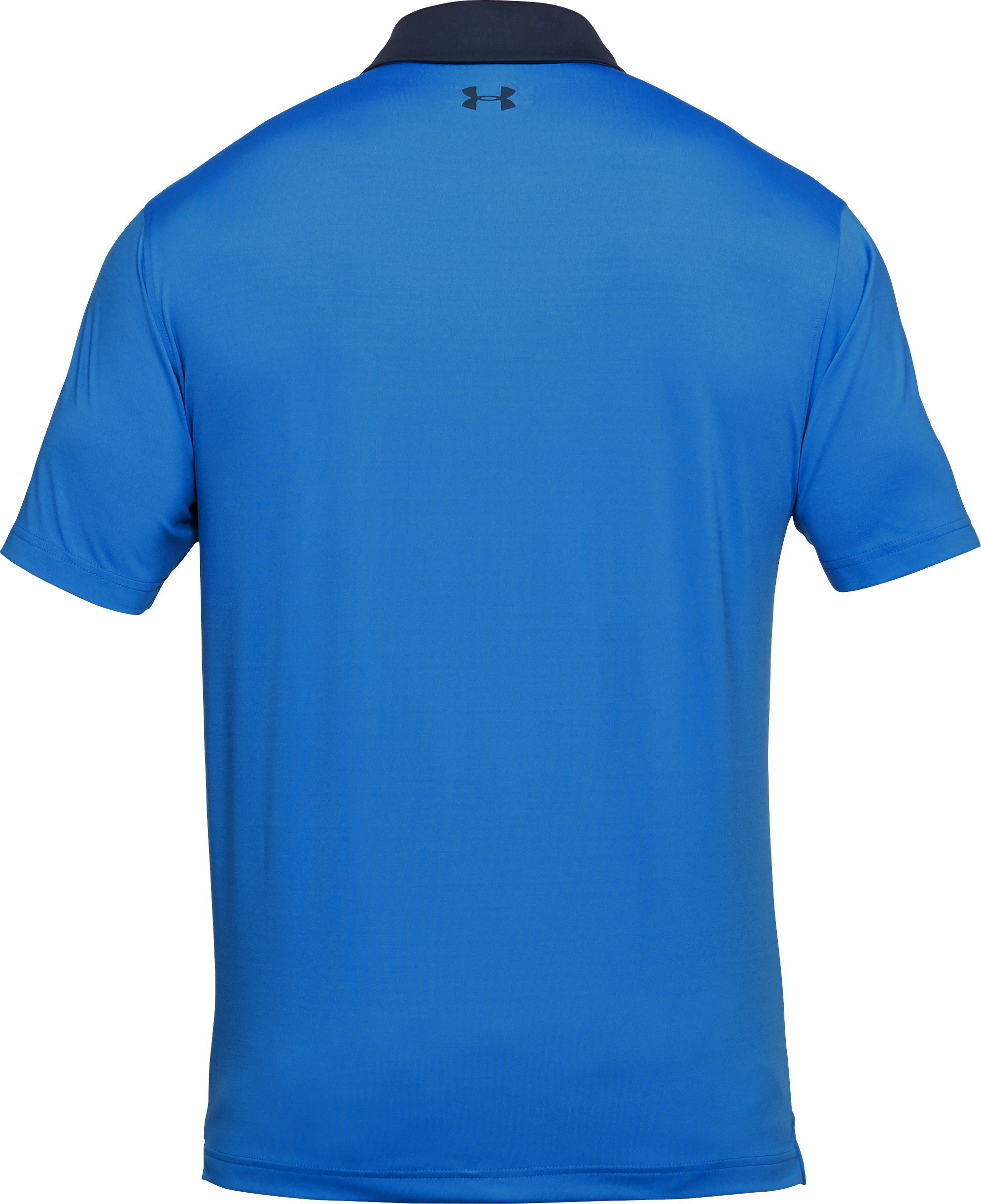 Men's UA Flawless Polo, Mediterranean,