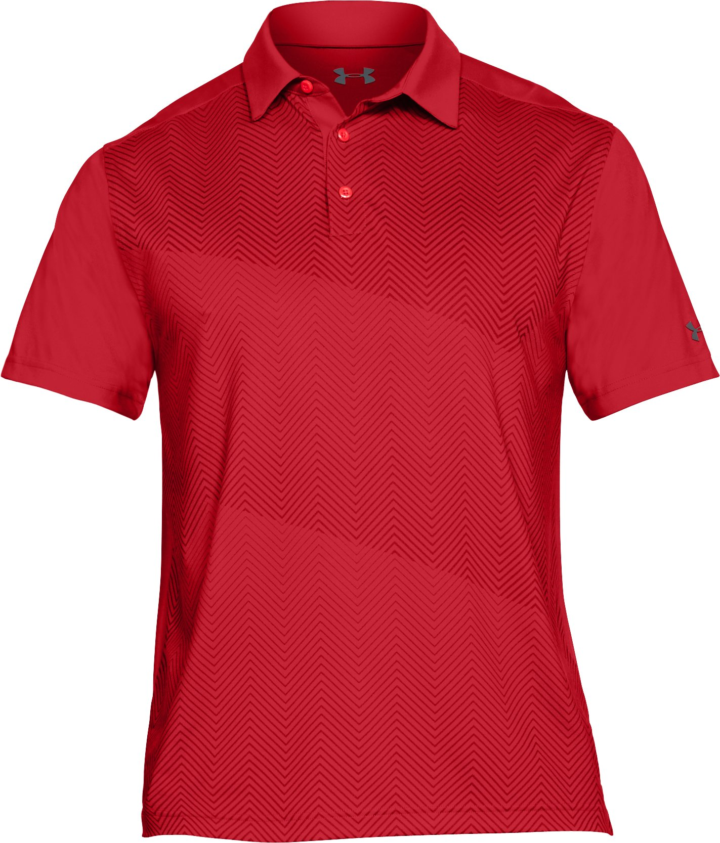 Men's UA Flawless Polo, Pierce,