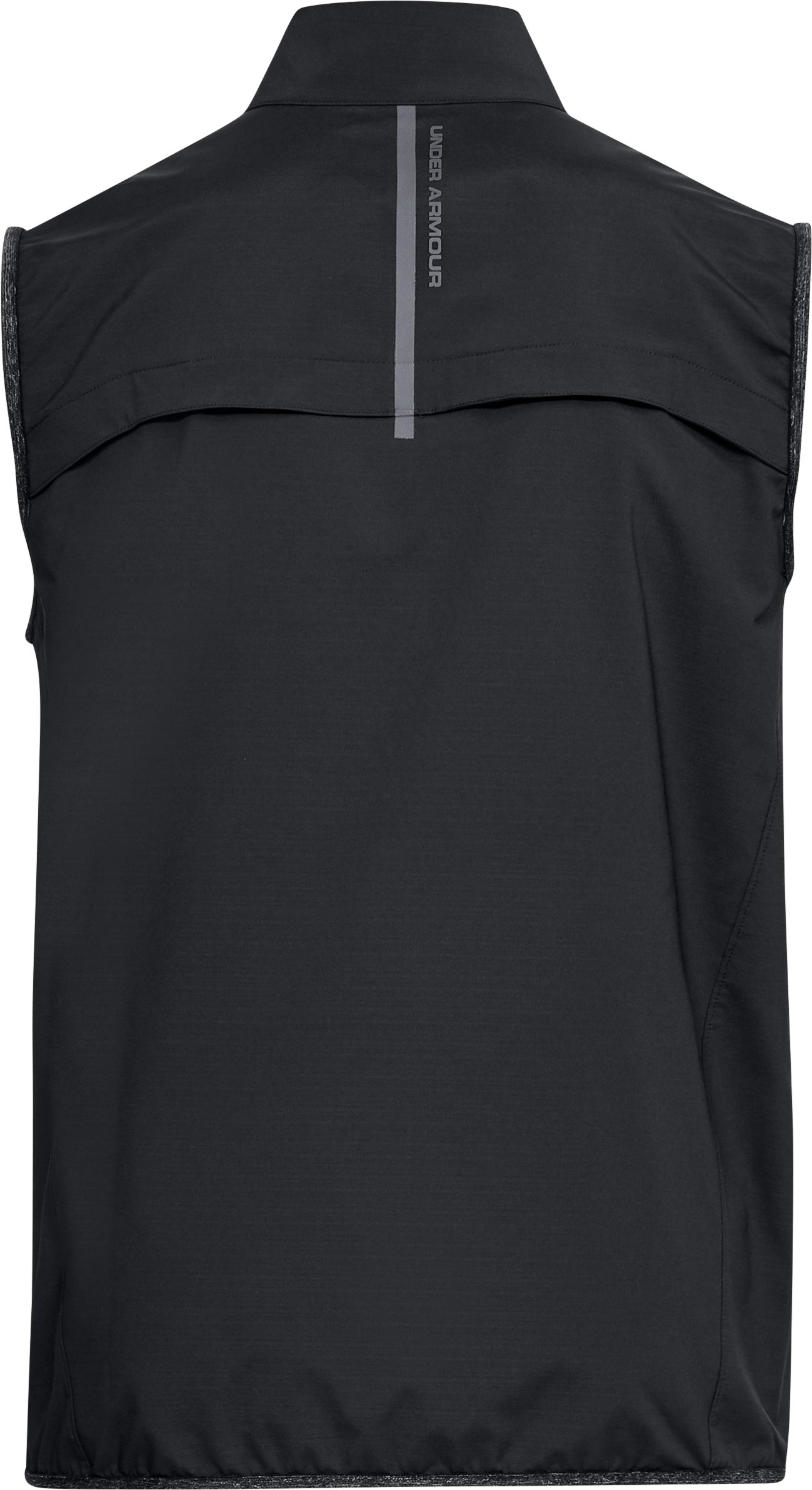 Men's UA WindStrike Vest, Black , undefined