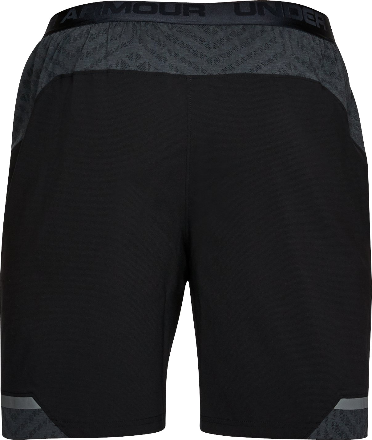 Men's UA Accelerate Training Shorts, Black ,
