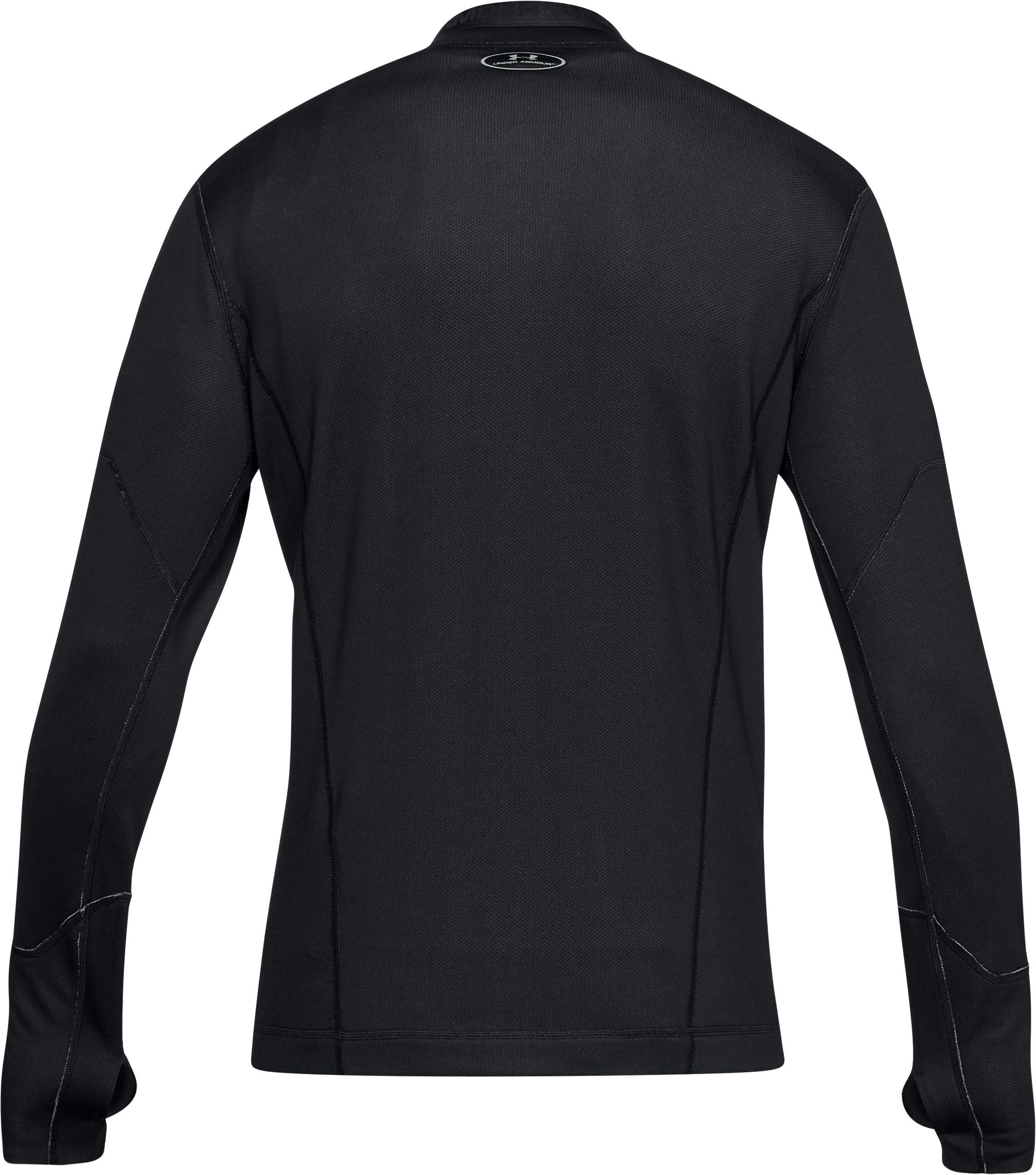 Men's UA Accelerate ColdGear® Midlayer, Black ,