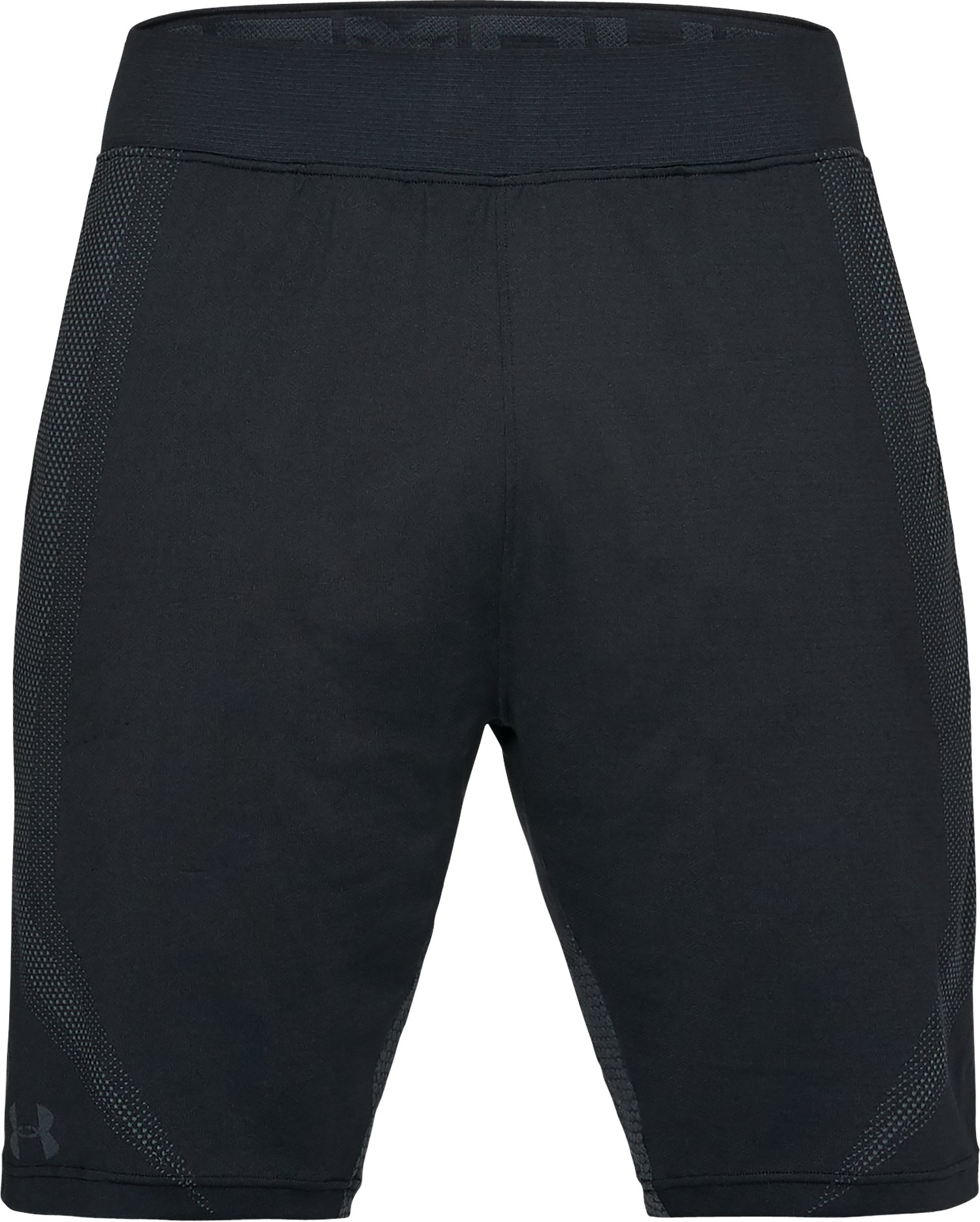 Men's UA Seamless Shorts, Black ,
