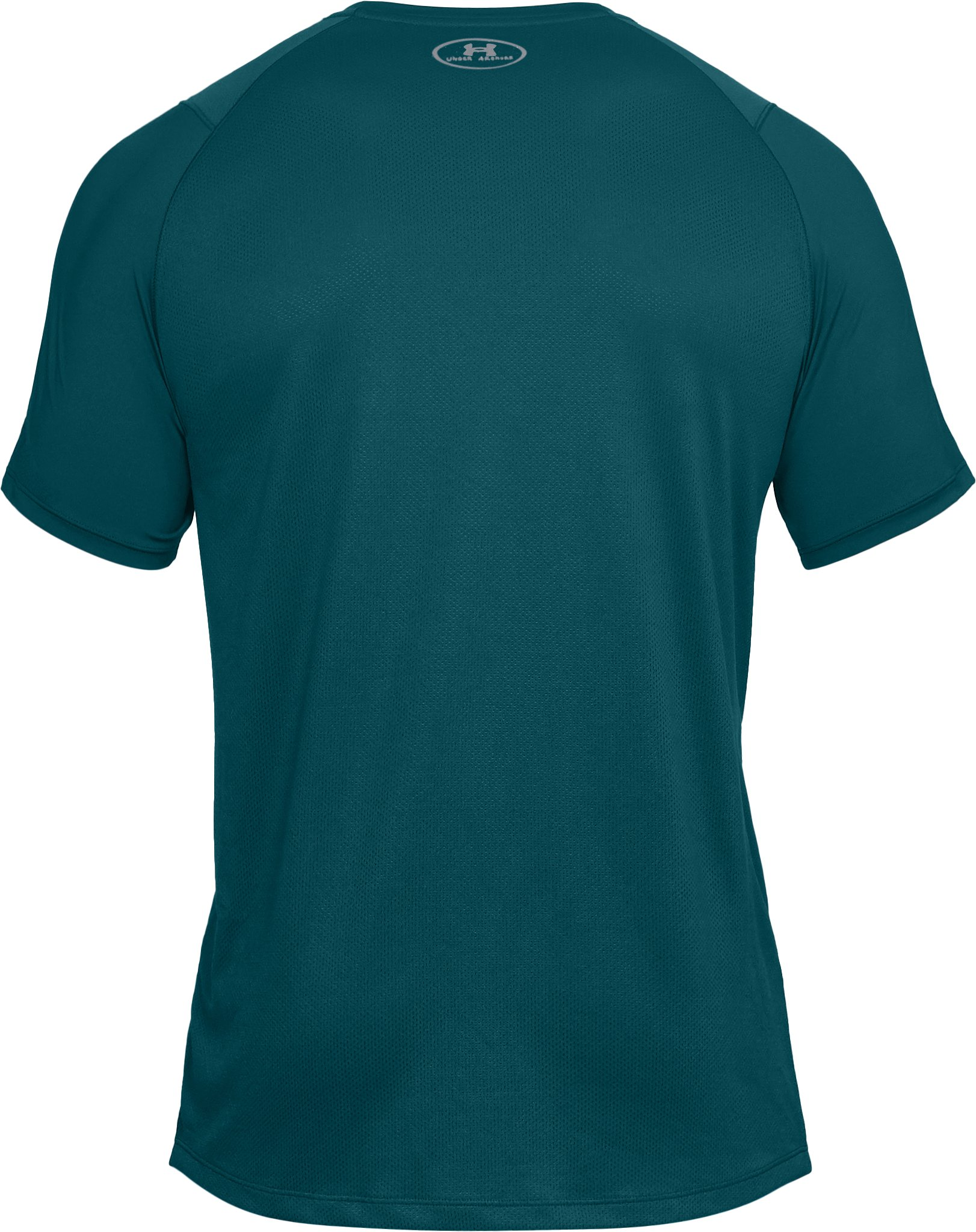 Men's UA MK-1 Graphic Short Sleeve, TOURMALINE TEAL,